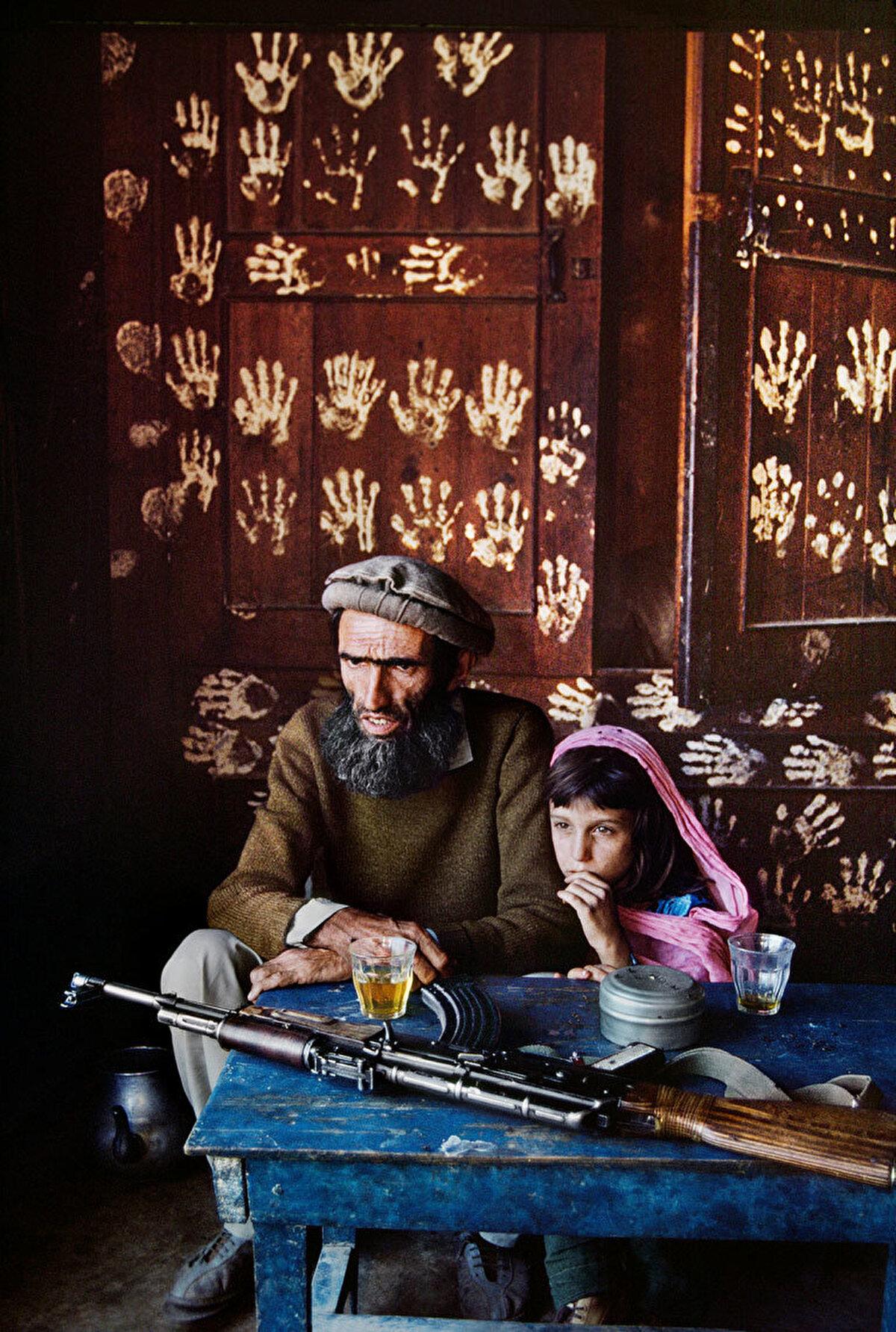 Kamdeş, Afganistan.