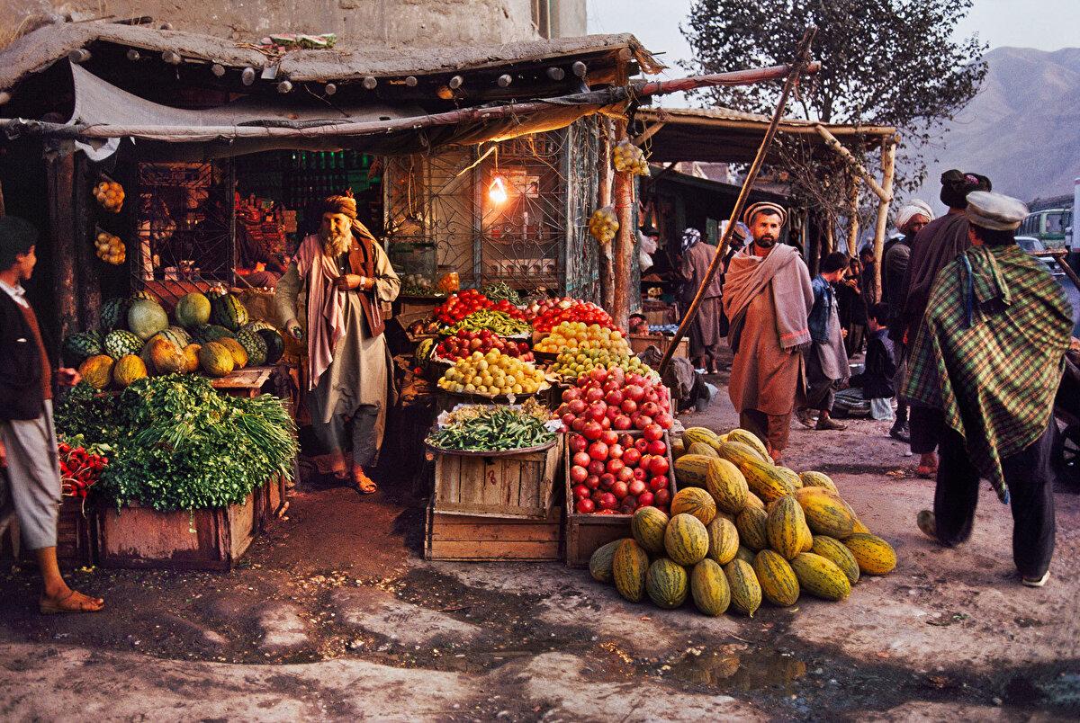 Pul-i Humri, Afganistan.
