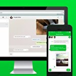 Bilgisayar'dan WhatsApp'a nasıl girilir?
