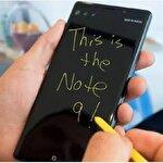 Samsung Galaxy Note 9 tanıtıldı: Paketten neler çıktı?