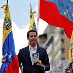Kendi kendini 'lider' ilan eden muhalif: Juan Guaido
