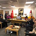 Galatasaray'dan gece yarısı transfer mesajı