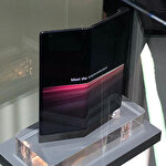 Katlanabilir trendine Huawei damgası: 'Mate X tanıtıldı'