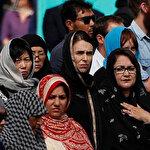 Yeni Zelanda'da terör saldırısının 7'nci gününde canlı yayında ezan okundu