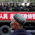 İşte Çin'de Uygur Türklerinin tutulduğu sözde 'eğitim kampları'