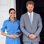 Meghan Markle ve Prens Harry'nın gözdesi: Afrika