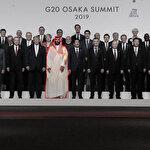 G20 zirvesindeki aile fotoğrafında dikkati çeken 'Selman' detayı