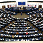Avrupa Parlamentosu'nda Brexitçilerden marş protestosu