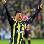 Emre Belözoğlu Fenerbahçe'de
