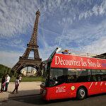 Paris'te turist otobüslerinin şehir merkezine girişi yasaklanıyor