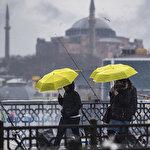 İstanbul'a yağmur geliyor: İl il hava durumu tahmini