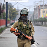 Keşmir Kontrol Hattı'nda bir Pakistan askeri öldü