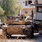 Esed'in İdlib'deki saldırıları sürüyor