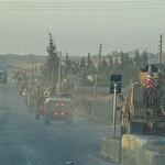 Sınırdan ilk görüntüler geldi: Konvoylar halinde boşaltıyorlar
