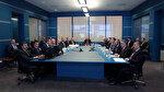 Barış Pınarı Harekatı Koordinasyon Toplantısı'ndan ilk görüntüler geldi