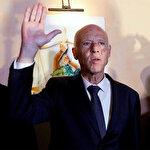 Tunus'ta seçimin galibi açık ara Kays Said oldu
