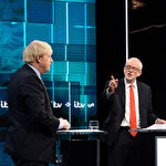 İngiltere'de seçim düellosu: Johnson-Corbyn canlı yayında karşı karşıya geldi