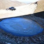 Dipsiz Göl hayata döndürülüyor: Su verilmeye başlandı