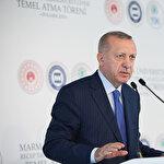 Cumhurbaşkanı Erdoğan'dan Macron'a sert çıkış