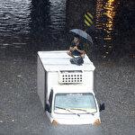İstanbul'a kış geldi: Meteoroloji'den kuvvetli yağış ve rüzgara karşı uyarı