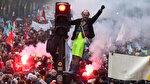 Fransa'da hayat durdu: Greve 800 binden fazla kişi katıldı