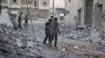 İran sivilleri vuran füzelerin üzerine 'Süleymani' yazıyor