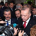 Cumhurbaşkanı Erdoğan'dan yeni harekat açıklaması