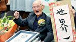 Guinness Dünya Rekorları tarafından kabul edildi: Dünyanın en yaşlı erkeği Japonya'da 🧓