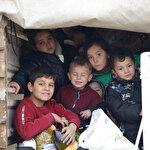 BM: İdlib'de bebekler soğuktan ölüyor