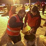 AFAD deprem bölgesine ilişkin son bilgileri paylaştı