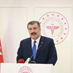 Fahrettin Koca 'alkış daveti' karşılık buldu