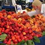 81 ile talimat: Pazarlarda sebze-meyve seçilmeden alınacak