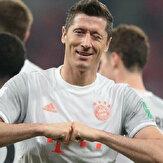 Lewandowski awarded Golden Shoe