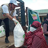 Turkish charity gives Ramadan aid to South Sudanese