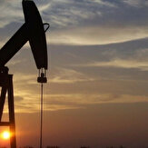 Oil up over large fall in US stocks, positive forecasts