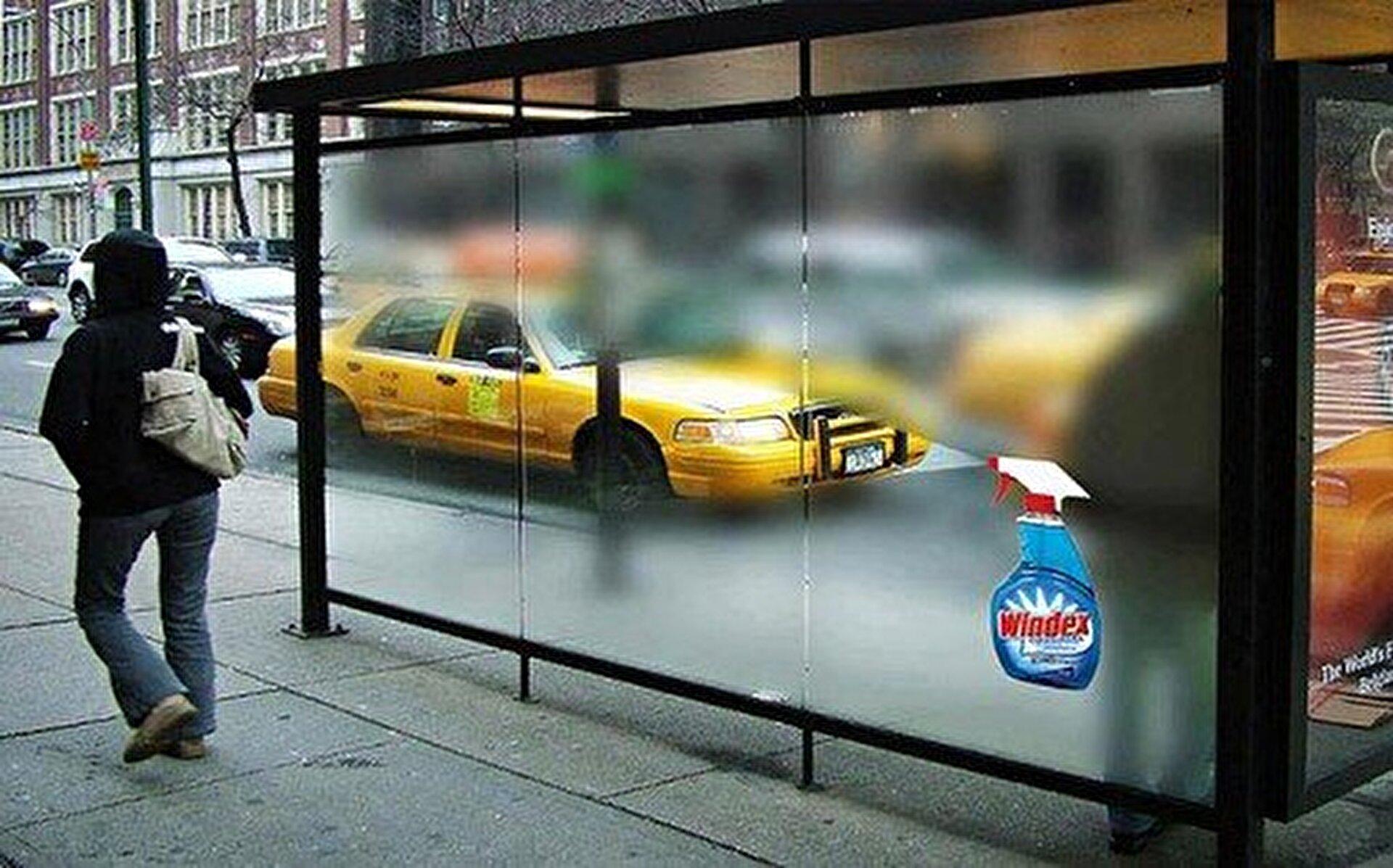 Impressive street commercials of world-famous brands