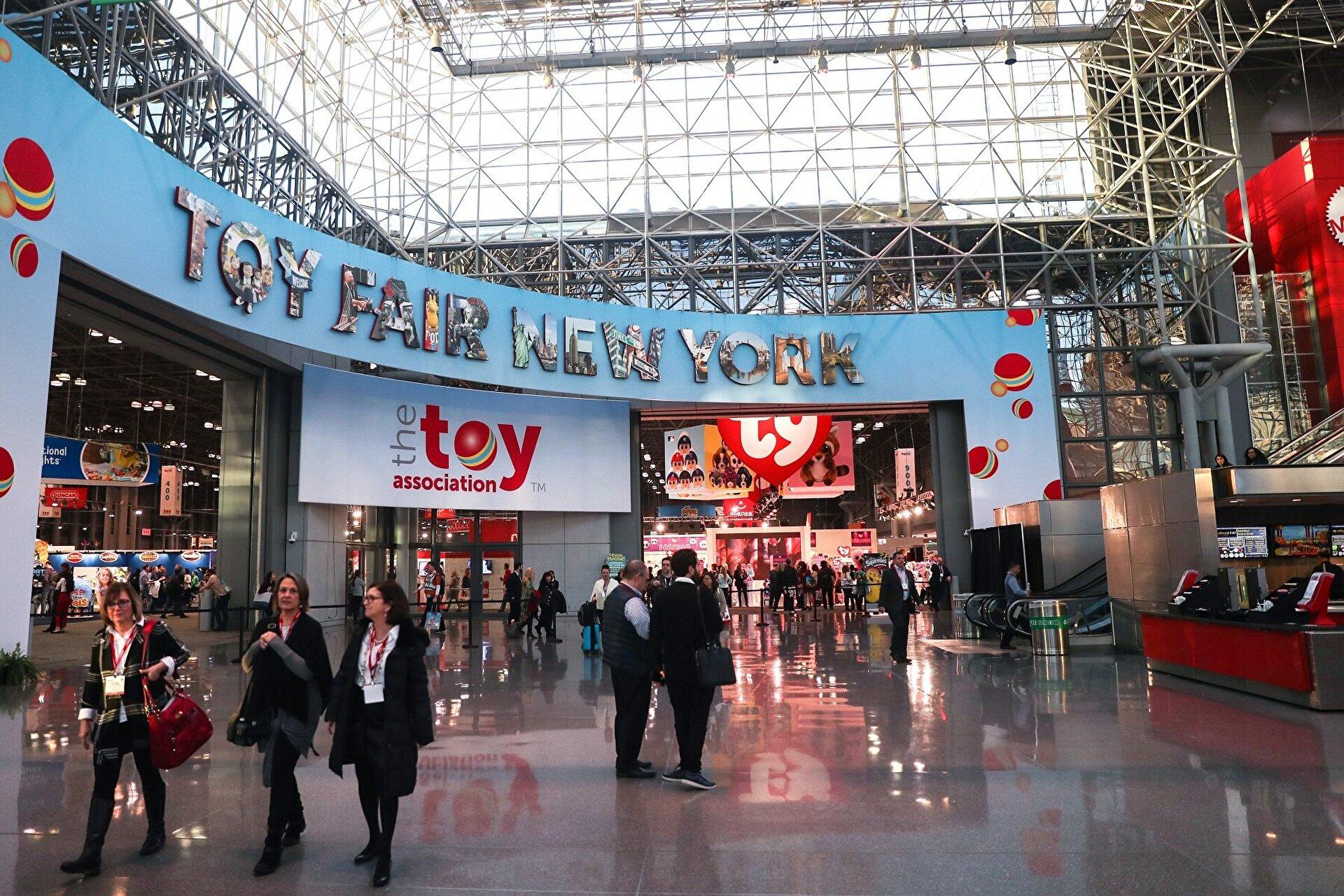 انطلاق معرض الألعاب الدولي بنيويورك