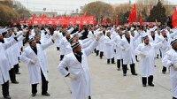 Uygurlar öfkeli: Bu İslam'a hakarettir