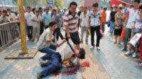 Uygurlara terörist yaftası