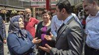 Selahattin Demirtaş'a tepki