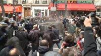 Paris'teki COP21 gösterisinde gerginlik