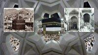 Kabe'nin 100 yıllık görülmemiş fotoğrafları