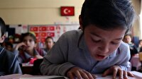 """Sığınmacılar """"Türkçe"""" öğreniyor"""