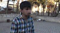 PKK'nın yaptığı baskıları anlattı