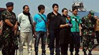 Endonezyalı gemiciler ülkelerine döndü