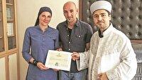 15 Temmuz'dan etkilenip Müslüman oldu