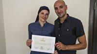 Türklerin vatan aşkından etkilenerek Müslüman oldu
