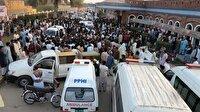 Camide intihar saldırısı