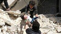 Halep'in çocuklarını koruyun!