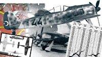 Gömülü savaş uçakları çıkıyor: 70 yıldır saklanıyordu